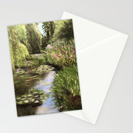 Monet's Gardens Stationery Cards