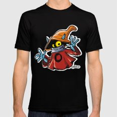 ORKO! Mens Fitted Tee Black LARGE
