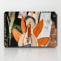 turkey iPad Cases featuring Turkey Timer by IowaShots