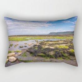 Robin Hood's Bay, North York Moors - England Rectangular Pillow