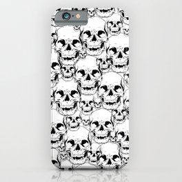 So Many Skulls... iPhone Case
