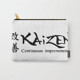 Kaizen Carry-All Pouch