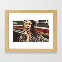 Justine Framed Art Print