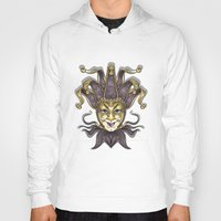 carnival Hoodies featuring Carnival by merci