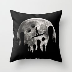 mr lebowski !  Throw Pillow