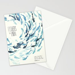 Fishers of Men Stationery Cards