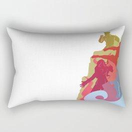 Team Avatar 2.0 Rectangular Pillow