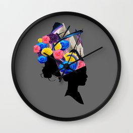 CONCUSSION Wall Clock