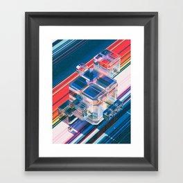 FUDGEPIES (11.10.15) Framed Art Print