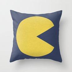 Game Time (clock#5) Throw Pillow