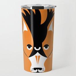 Fox and Crow Travel Mug