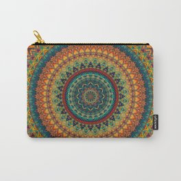 Mandala 198 Carry-All Pouch