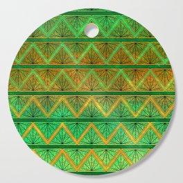 Green Jubilation Cutting Board