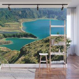 Lagoa do Fogo Wall Mural