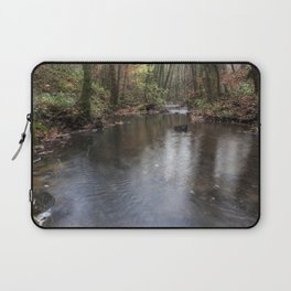 Autumn along the Brook - 3 Laptop Sleeve