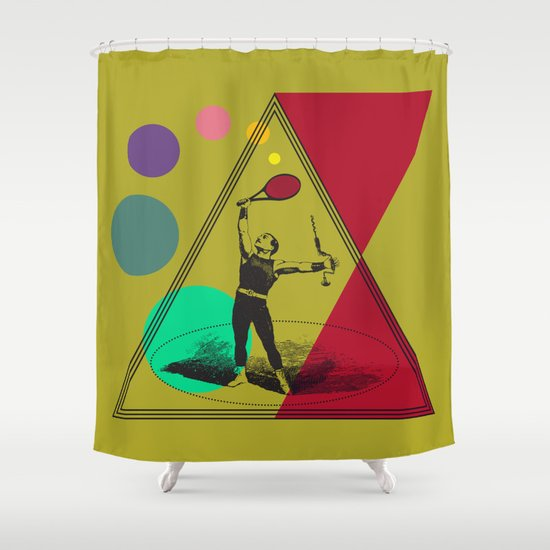 my uncle : what a complete man... Shower Curtain