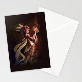 Malina: Inuit Sun Goddess Stationery Cards