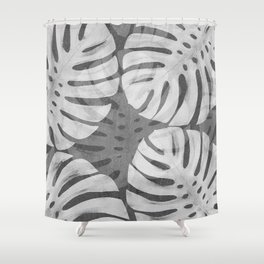 Jungle Spill Shower Curtain