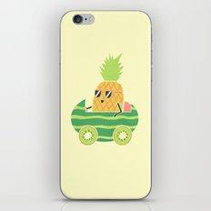 Summer Drive iPhone & iPod Skin