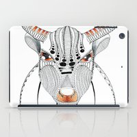 bull iPad Cases featuring Bull by HandeAylan