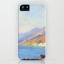 Carl Morgenstern Southern Coastline iPhone Case