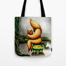 A Peculiar Love Tote Bag