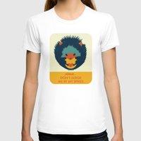 hedgehog T-shirts featuring Hedgehog by Ariel Wilson