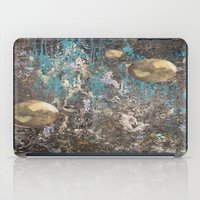 dark souls iPad Cases featuring Orbitrary Souls by Megan Justine Henrich