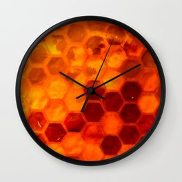 Colony Collapse Wall Clock