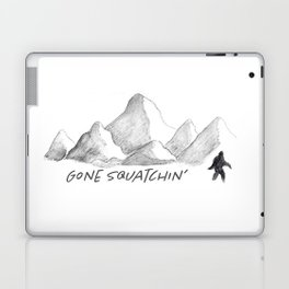 Gone Squatchin' Laptop & iPad Skin