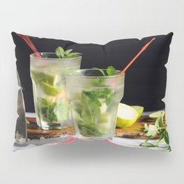 Mojito cocktails Pillow Sham
