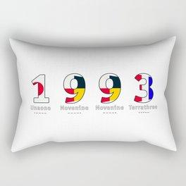 1993 - NAVY - My Year of Birth Rectangular Pillow