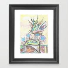 Ascendancy Framed Art Print