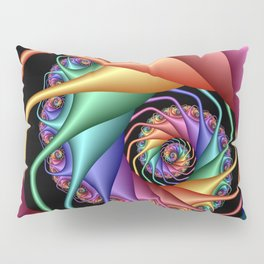 life is colorful -10- Pillow Sham