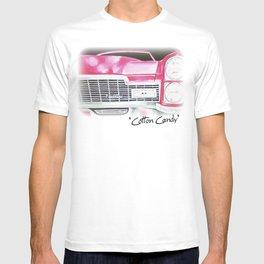 Pink Cadillac - Cotton Candy  T-shirt
