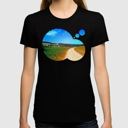 Another lonely hiking trail T-shirt