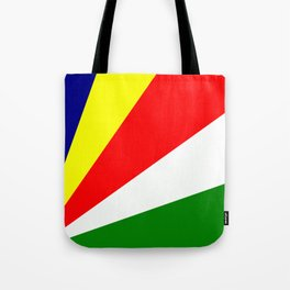 Flag of Seychelles Tote Bag