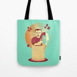 Eduardo's coffee Tote Bag