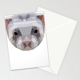 Ferret Animal Pet Pets Animals Gift Stationery Cards