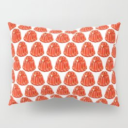Jello Pattern Pillow Sham