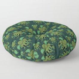CTHULHU PATTERN Floor Pillow