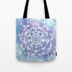 FREE YOUR MIND in Blue Tote Bag