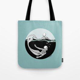 Stone Cold Sea Dwellers Tote Bag
