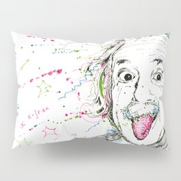 Einstein! Pillow Sham