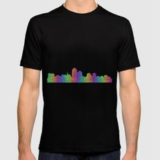 Albuquerque Black Mens Fitted Tee MEDIUM