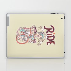 Ride With Me Laptop & iPad Skin