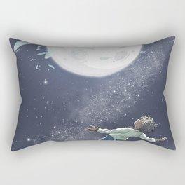 Le chant des baleines Rectangular Pillow