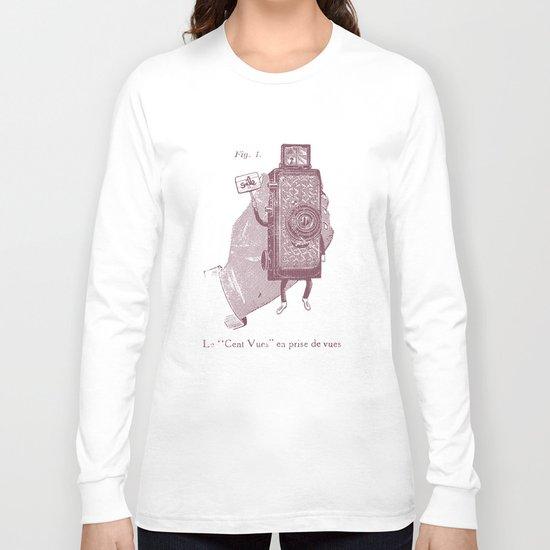Cent Vues Long Sleeve T-shirt