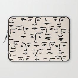 Stolen Faces Laptop Sleeve