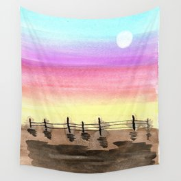 skyscapes 14 Wall Tapestry